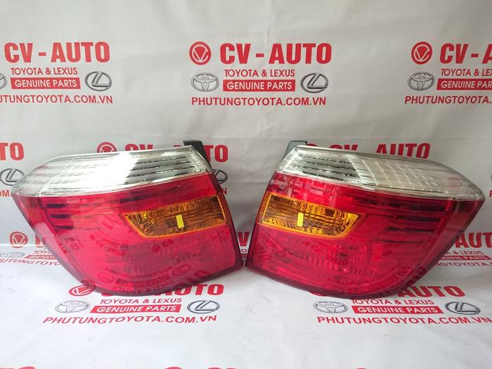 Picture of 81551-48180 81561-48180 Đèn hậu trái, phải Toyota Highlander 2007-2010 chính hãng
