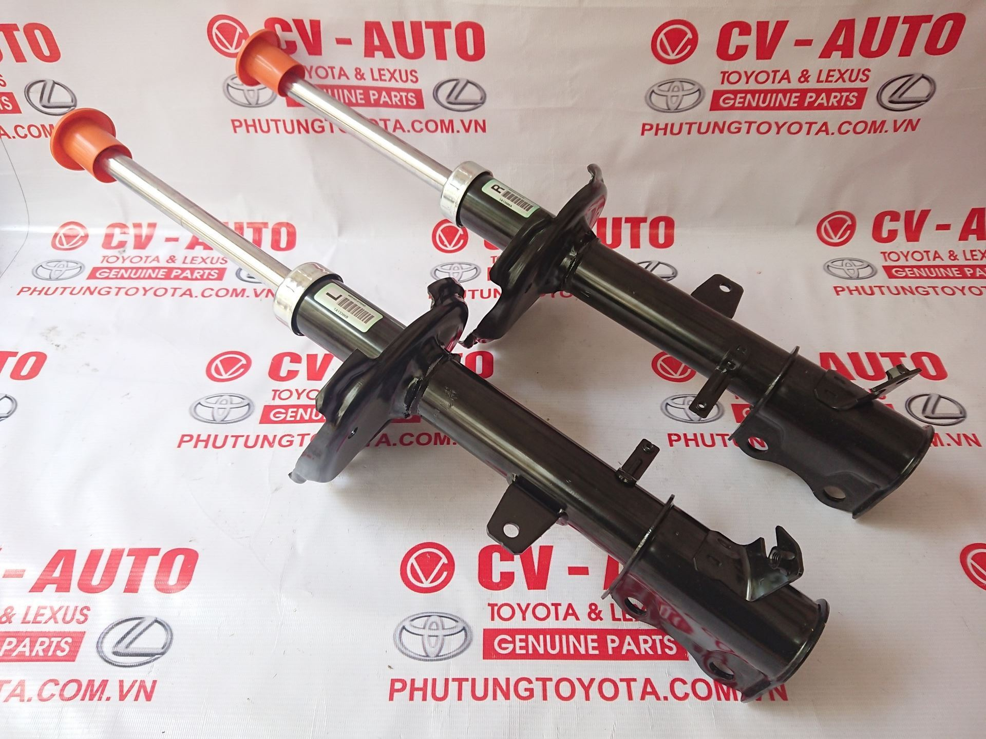 Picture of 48530-80526 48540-80009 Giảm xóc sau Toyota Venza 2 cầu hàng chính hãng.