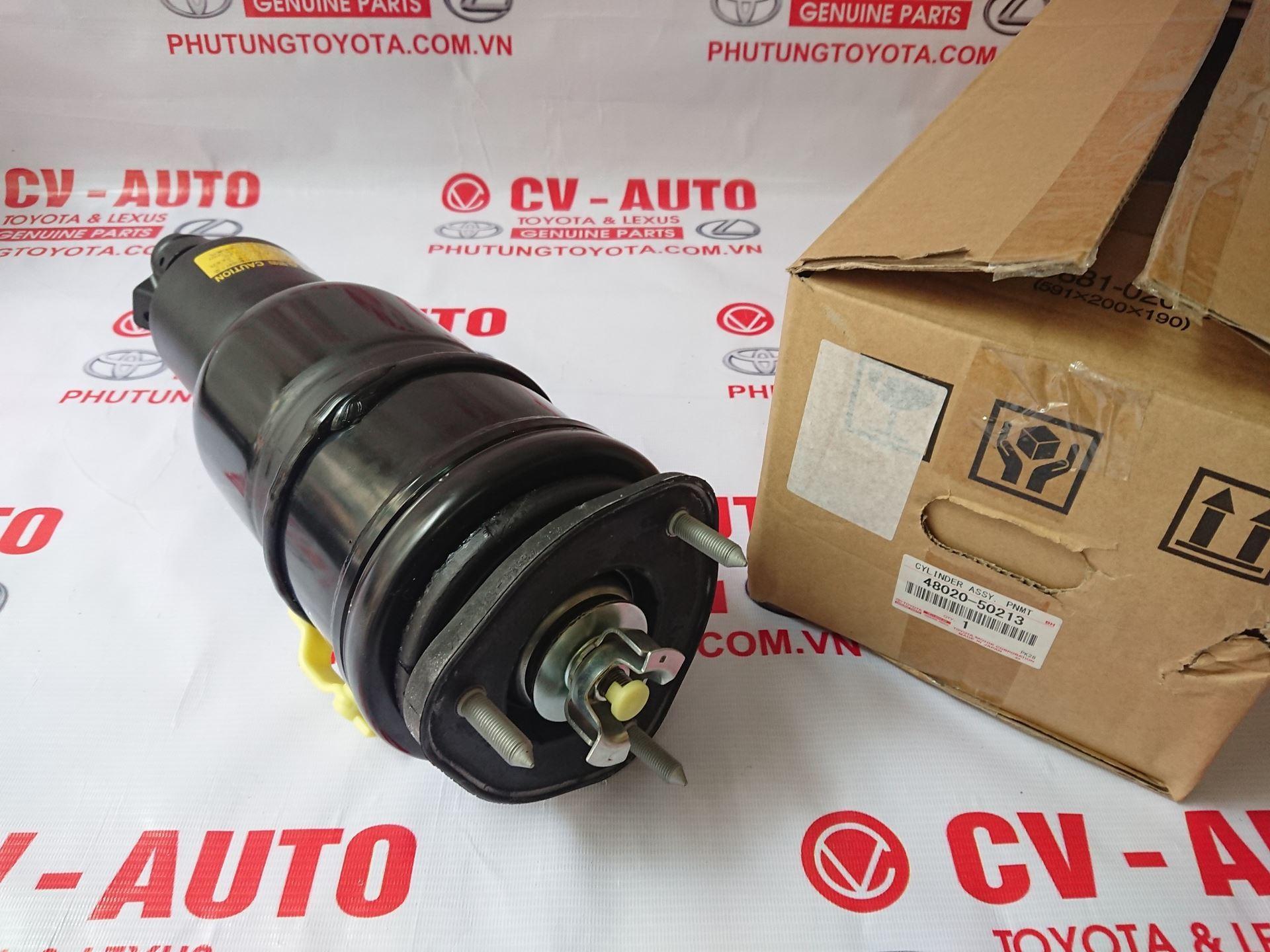 Picture of 48020-50213 48020-50210 48020-50211 Giảm xóc trước Lexus LS600H chính hãng