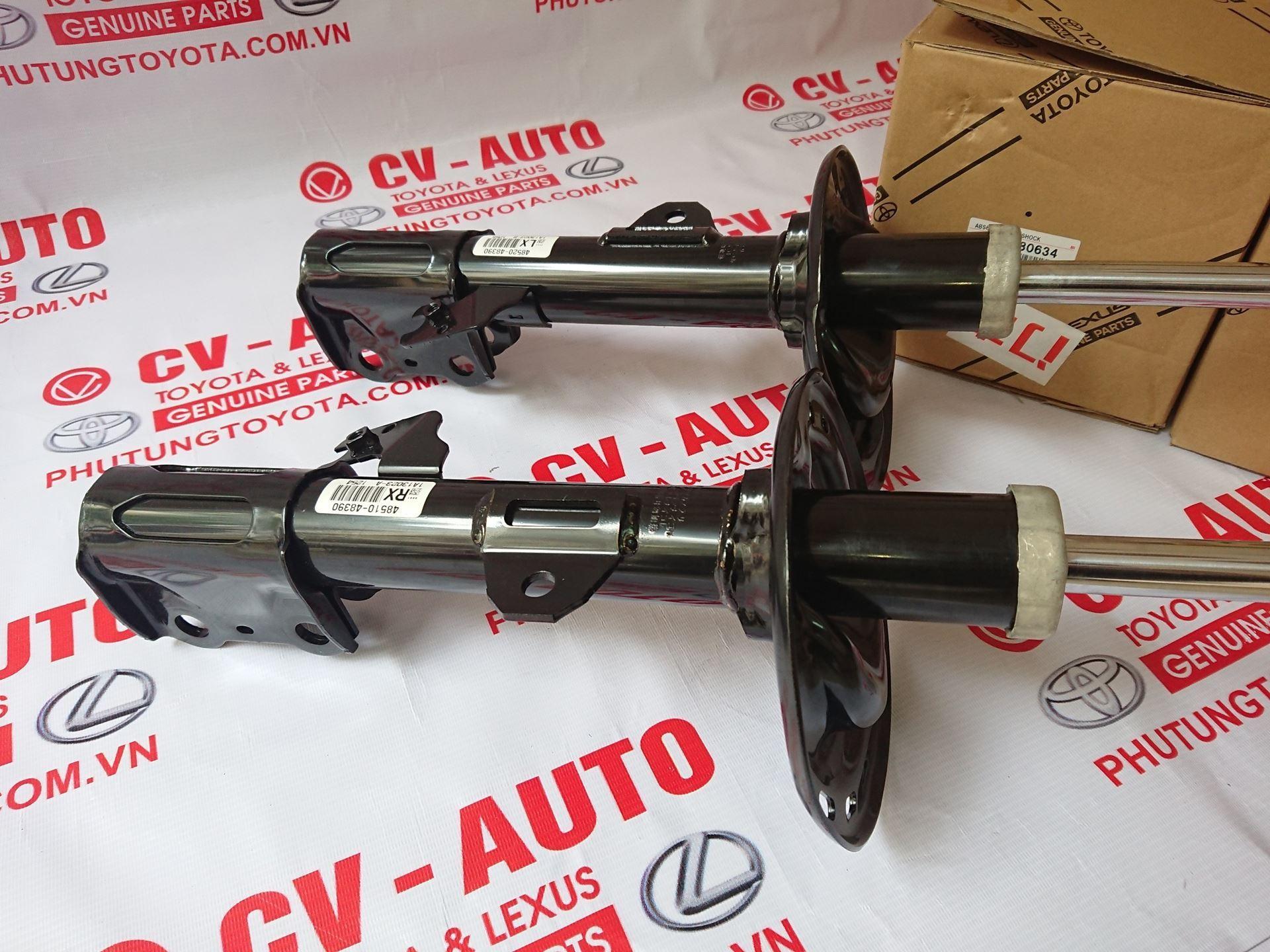 Picture of 48510-80634 48520-80338 Giảm xóc Lexus RX350, RX450H chính hãng