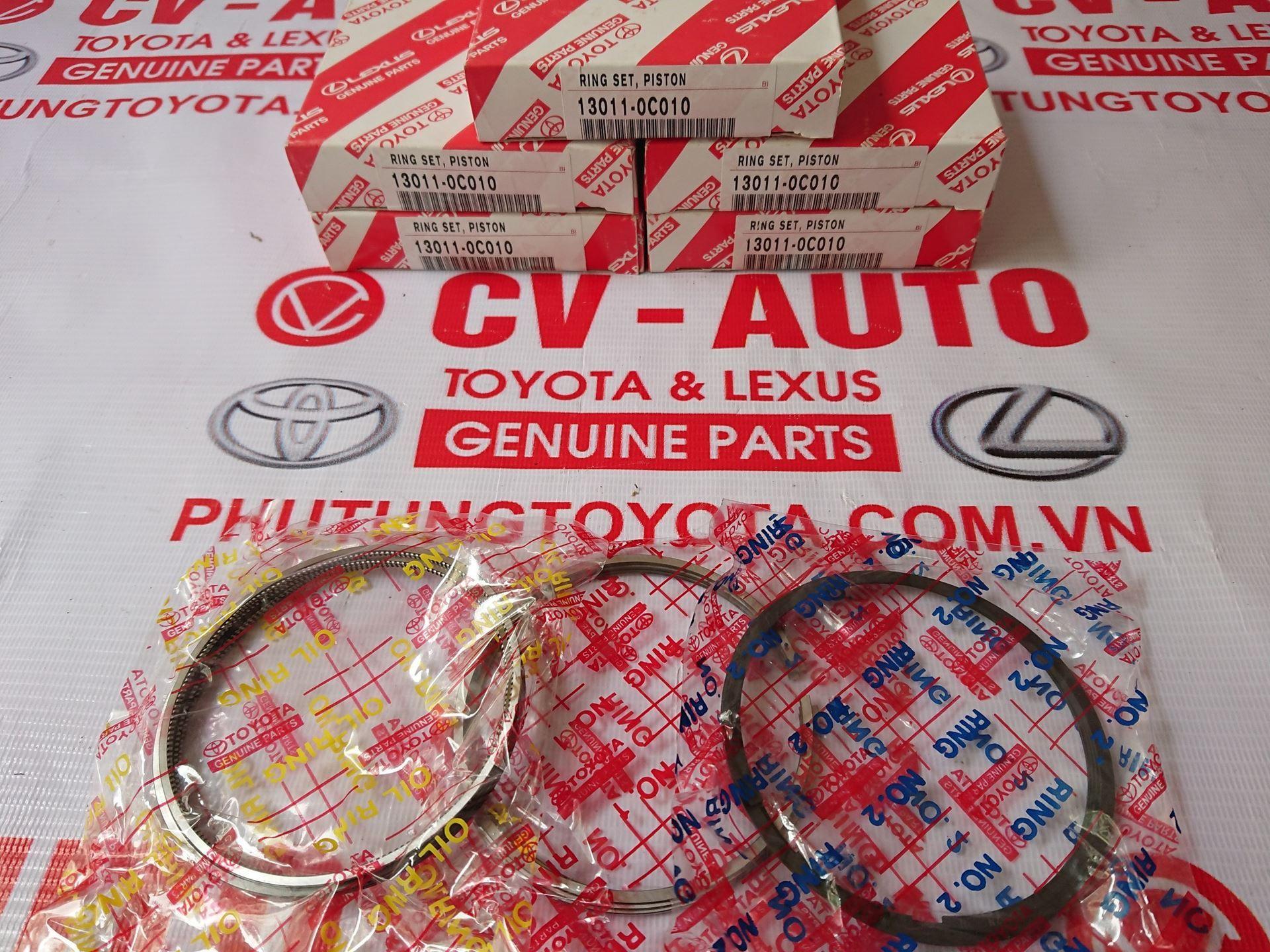 Picture of 13011-0C010 Xéc măng cos 0 Toyota Innova chính hãng