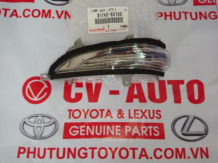 Picture of 81740-60100 Đèn xi nhan gương Lexus LX570/GX460 chính hãng