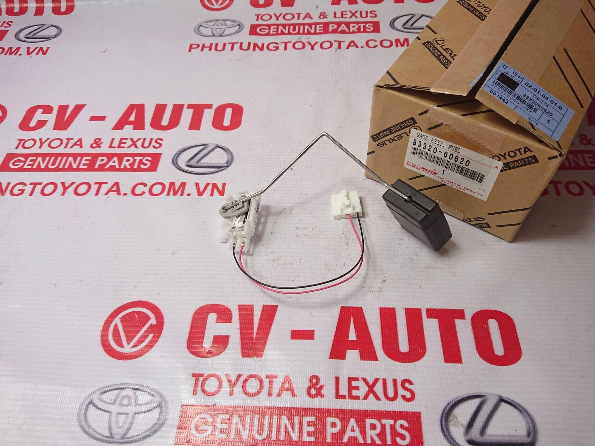 Picture of 83320-60620 Phao báo xăng Toyota Land Cruiser Prado, Fortuner, Innova
