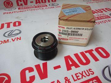 Hình ảnh của27415-0W042 Pully máy phát Toyota Lexus hàng chính hãng