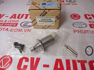 Hình ảnh của04226-0L020 Van giảm áp nhiên liệu Toyota Fortuner, Hilux, Hiace máy 1KD, 2KD giá tốt