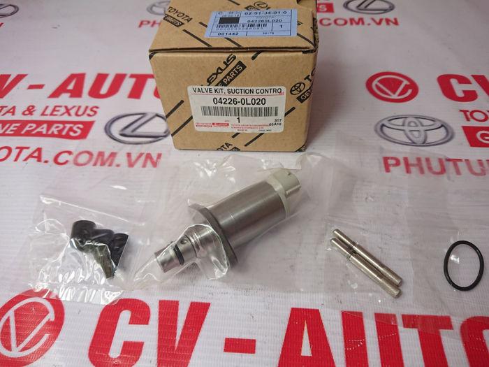 Picture of 04226-0L020 Van giảm áp nhiên liệu Toyota Fortuner, Hilux, Hiace máy 1KD, 2KD giá tốt