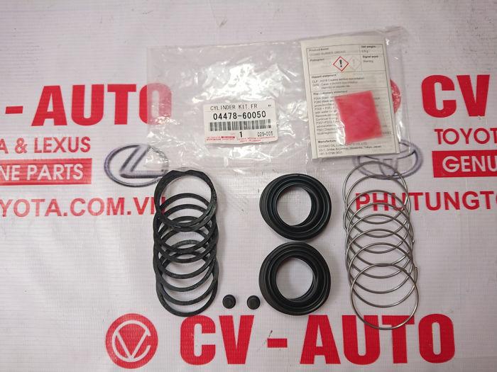 Picture of 04478-60050 Cupen phanh trước Lexus GX470, Fortuner chính hãng