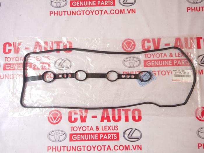 Picture of 11213-28021 Gioăng giàn cò Toyota Lexus động cơ 1AZ, 2AZ chính hãng