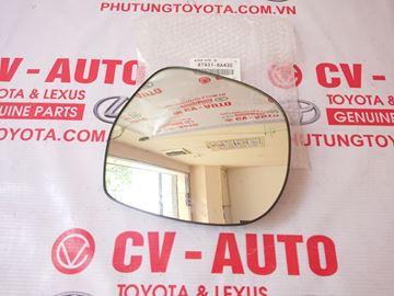 Hình ảnh của87931-6A430 Mặt gương phải Lexus GX470 hàng chính hãng