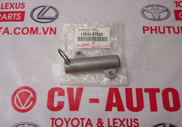 Picture of 13540-67020 Ti tăng cam thủy lực Toyota Fortuner, Hilux, Hiace máy 1KD, 2KD