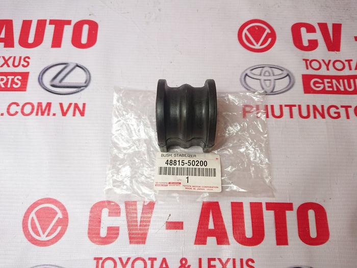 Picture of 48815-50200 Cao su cân bằng trước Lexus LS460 hàng chính hãng