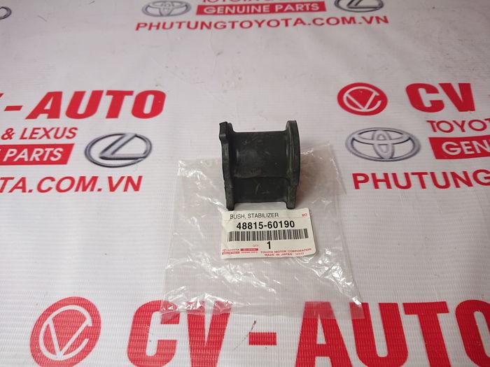 Picture of 48815-60190 Cao su cân bằng trước Lexus GX470 chính hãng