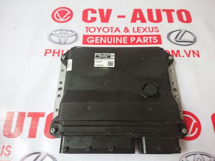 Picture of 89661-06G40 89661-06G43 89661-06G44 Hộp ECU, Hộp điều khiển động cơ Toyota Camry Mỹ 2.4