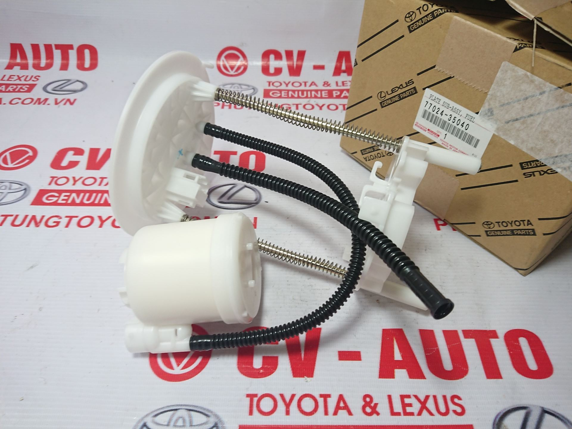 Picture of 77024-35040 Lọc xăng Lexus GX470