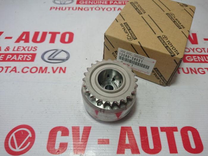 Picture of 13080-38021 Nhông cam hút Lexus LX570 hàng chính hãng
