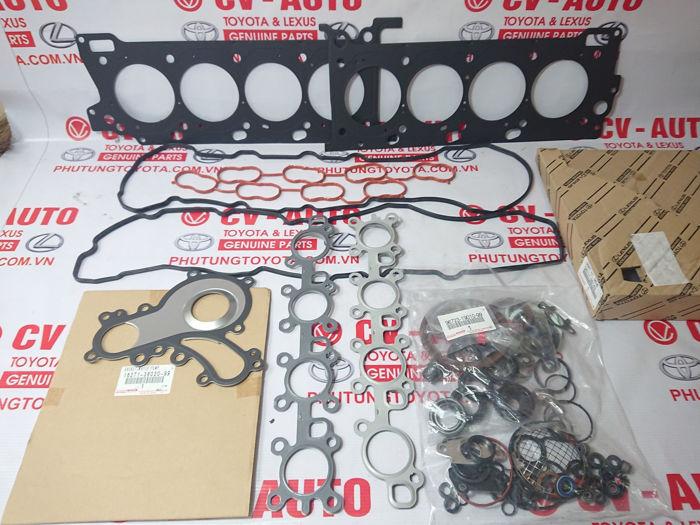 Picture of 04111-38143 Gioăng đại tu Lexus LX570 hàng chính hãng