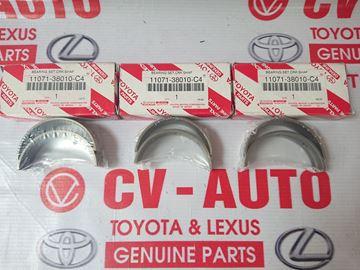 Hình ảnh của11071-38010-C4 Bạc trục cơ cos 0 Lexus LX570 hàng chính hãng
