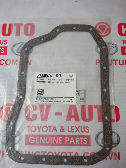 Picture of GST-004 Gioăng đáy cacte hộp số Toyota Camry, Avalon, Sienna, ES350, RX350/450
