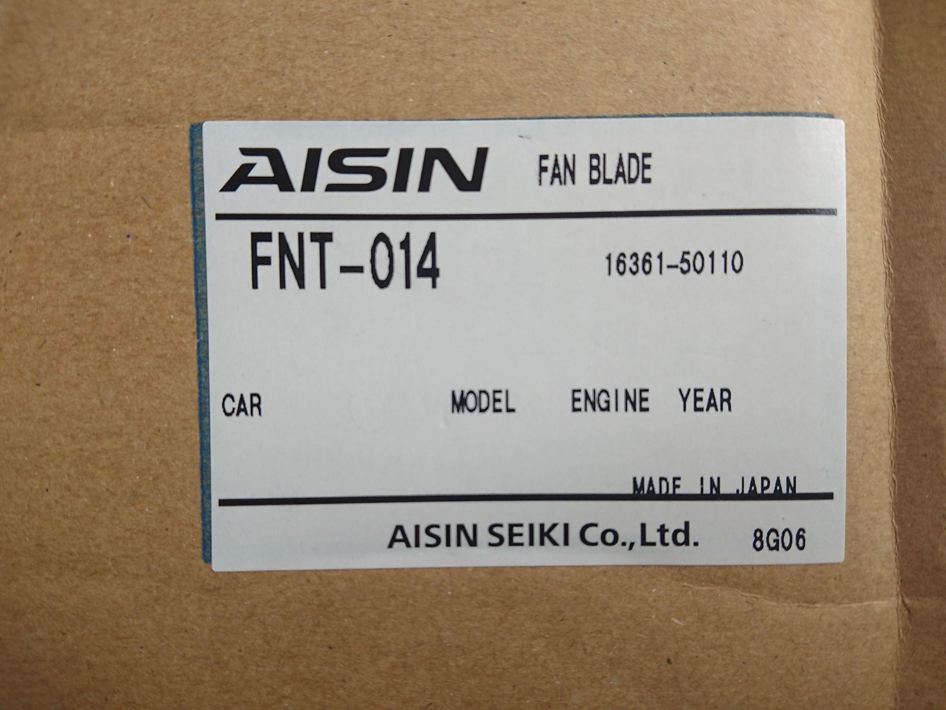 Picture of FNT-014 Cánh quạt Lexus GX470, LX470 máy 2UZ chính hãng