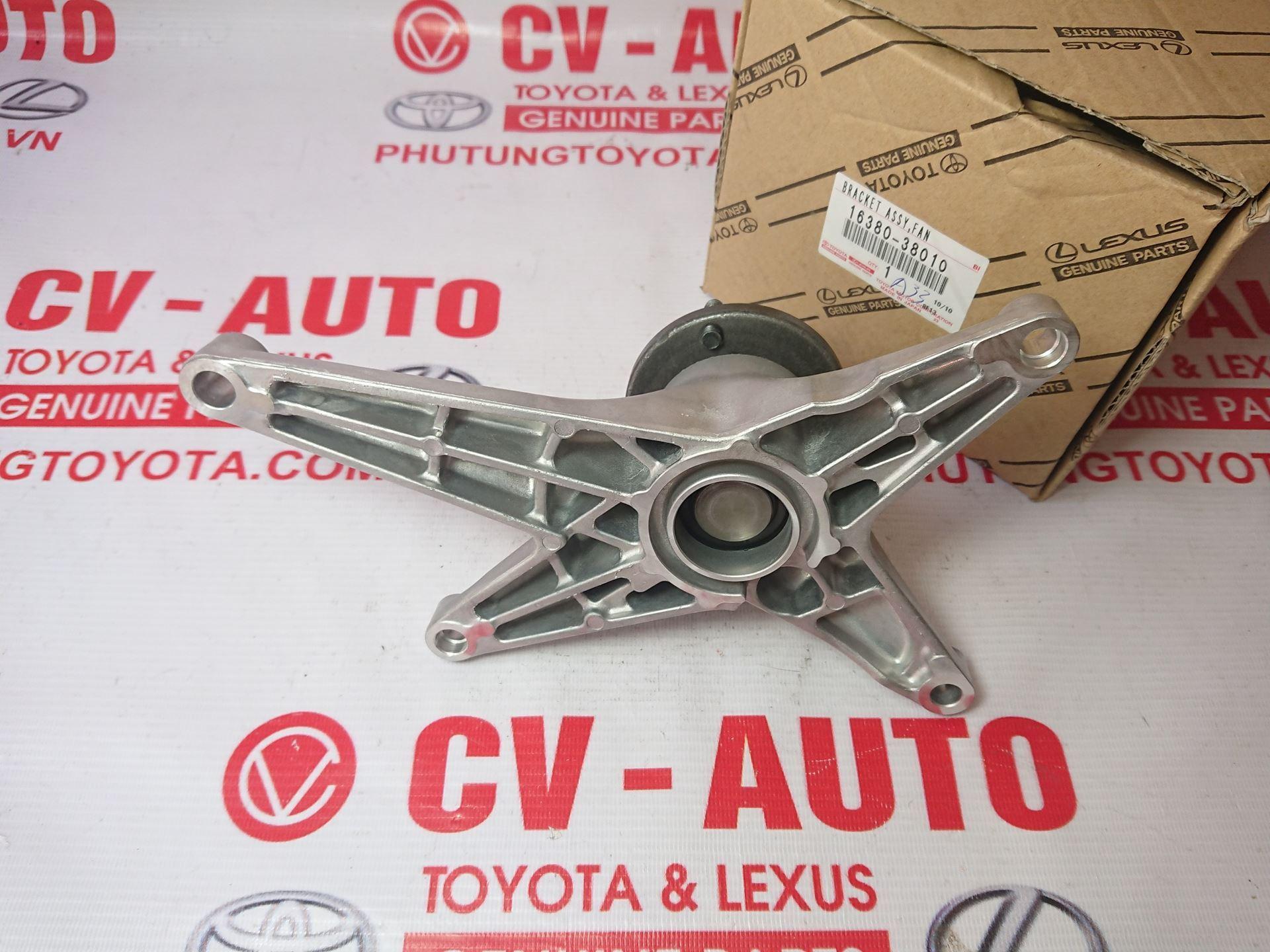Picture of 16380-38010 Giá bắt li tâm Lexus LX570 hàng chính hãng