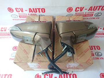 Hình ảnh của87940-0T050-E0 87910-0T050-E0 Gương trái, phải Toyota Venza hàng chính hãng