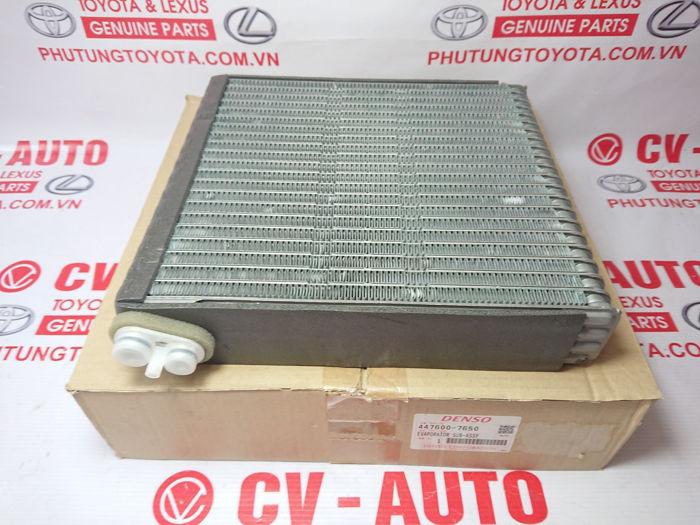 Picture of 447600-7650 Giàn lạnh Toyota Camry 2002-2006 hàng chính hãng