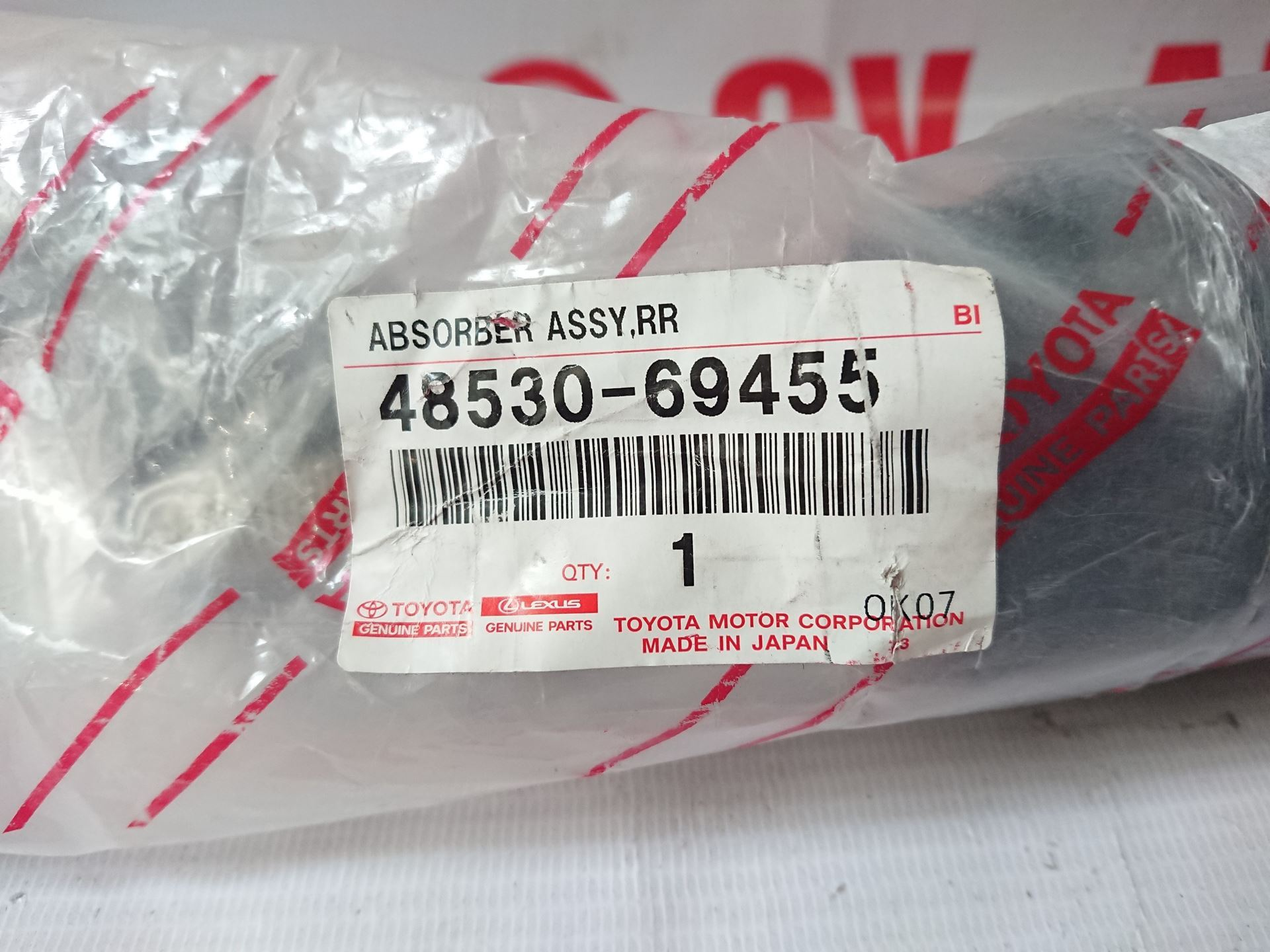 Picture of 48530-69455 Giảm xóc sau Toyota Land Cruiser hàng chính hãng