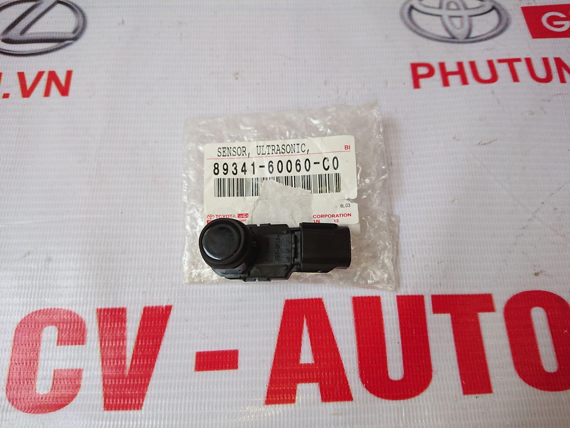 Picture of 89341-60060-C0 Cảm biến khoảng cách Lexus LX570, Land Cruiser Prado