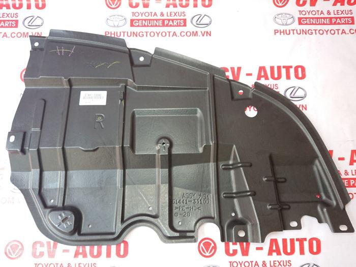 Picture of 51441-33090 51441-33120 Chắn bùn gầm máy phải Lexus ES350 hàng chính hãng