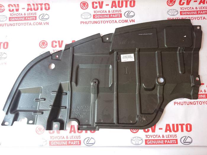 Picture of 51442-33090 51442-33120 Chắn bùn gầm máy trái Lexus ES350 chính hãng