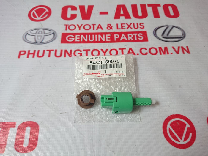 Picture of 84340-69075 Công tắc đèn phanh Lexus GX460, LX570, Altis 08-13, Camry LE 2.5 giá tốt