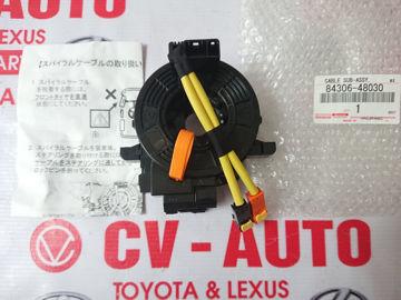 Hình ảnh của84306-48030 8430648030 Cuộn cáp còi Lexus LX570, RX350, RX400H, LS460, LS600H, IS250, ES350, GS300, GS350, Toyota Land Cruiser Prado