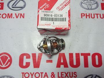 Hình ảnh của90916-03136 Van hằng nhiệt Toyota Camry hàng chính hãng