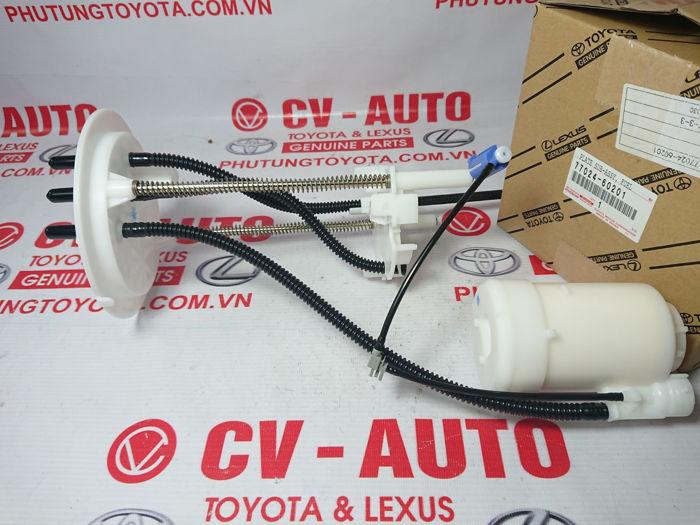 Picture of 77024-60201 Cụm lọc xăng liền giá Lexus LX570 hàng chính hãng
