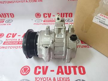 Hình ảnh của447150-0361 Lốc điều hòa Toyota Venza hàng chính hãng