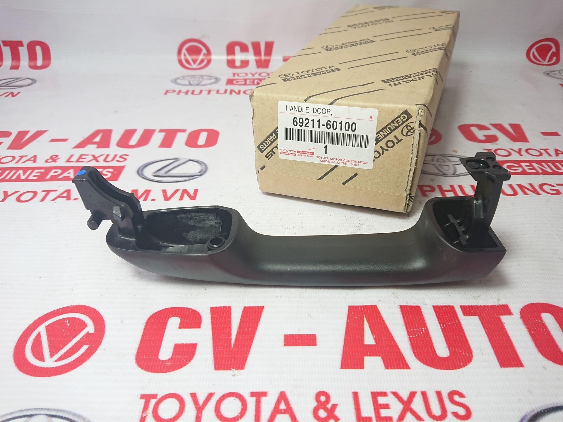 Picture of 69211-60100 Tay mở ngoài Toyota Land Cruiser Prado 2009-2017
