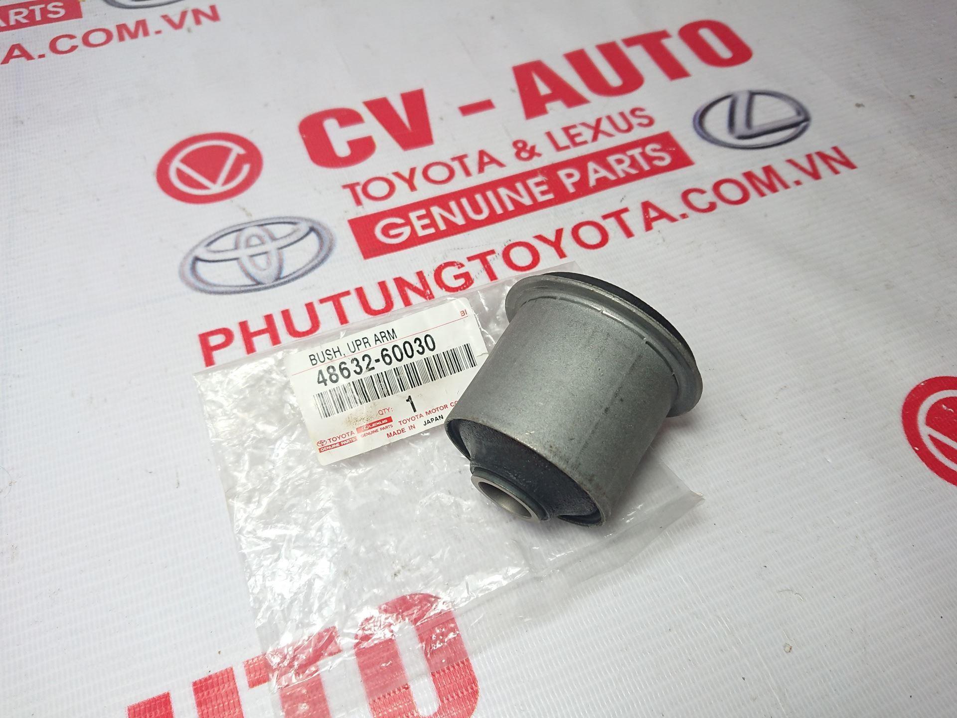 Picture of 48632-60030 Cao su càng A Lexus LX570 chính hãng