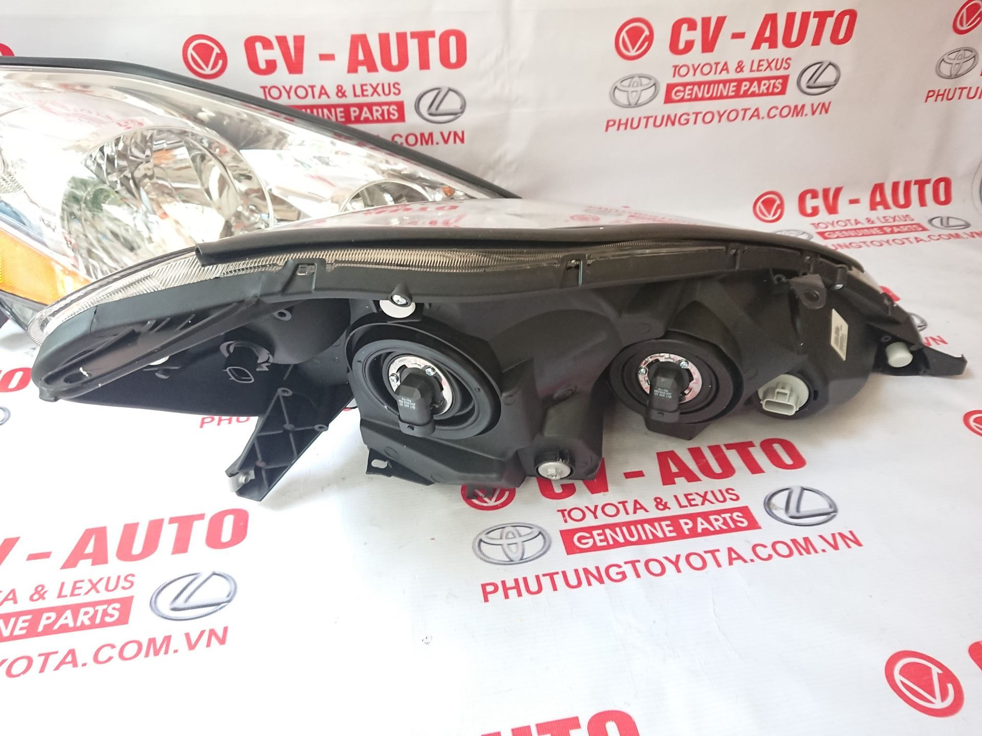 Picture of 81110-AE030 81150-AE030 Đèn pha Toyota Sienna chính hãng