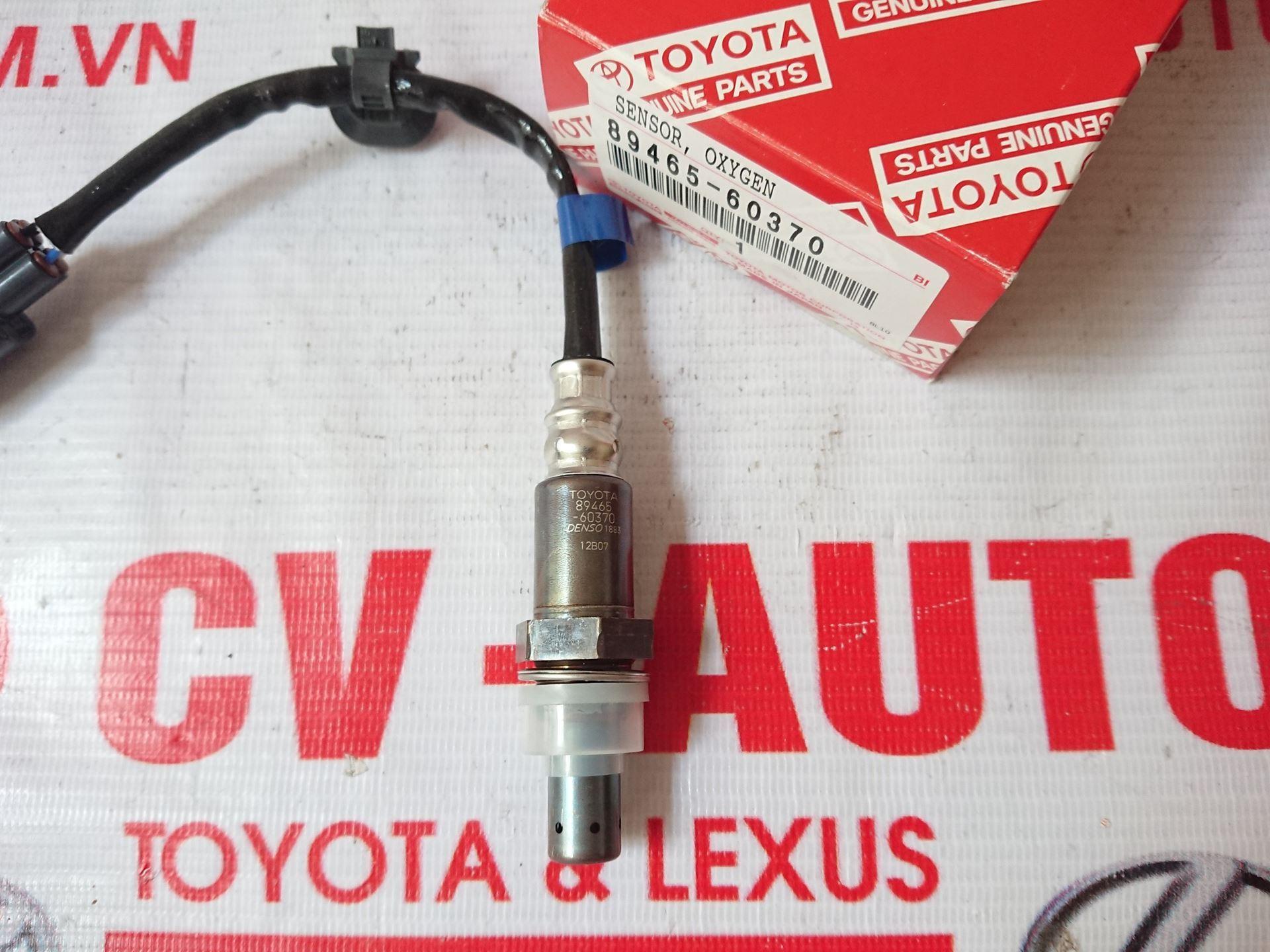 Picture of 89465-60370 Cảm biến ô xy khí xả Lexus LX570, Toyota Land Cruiser chính hãng