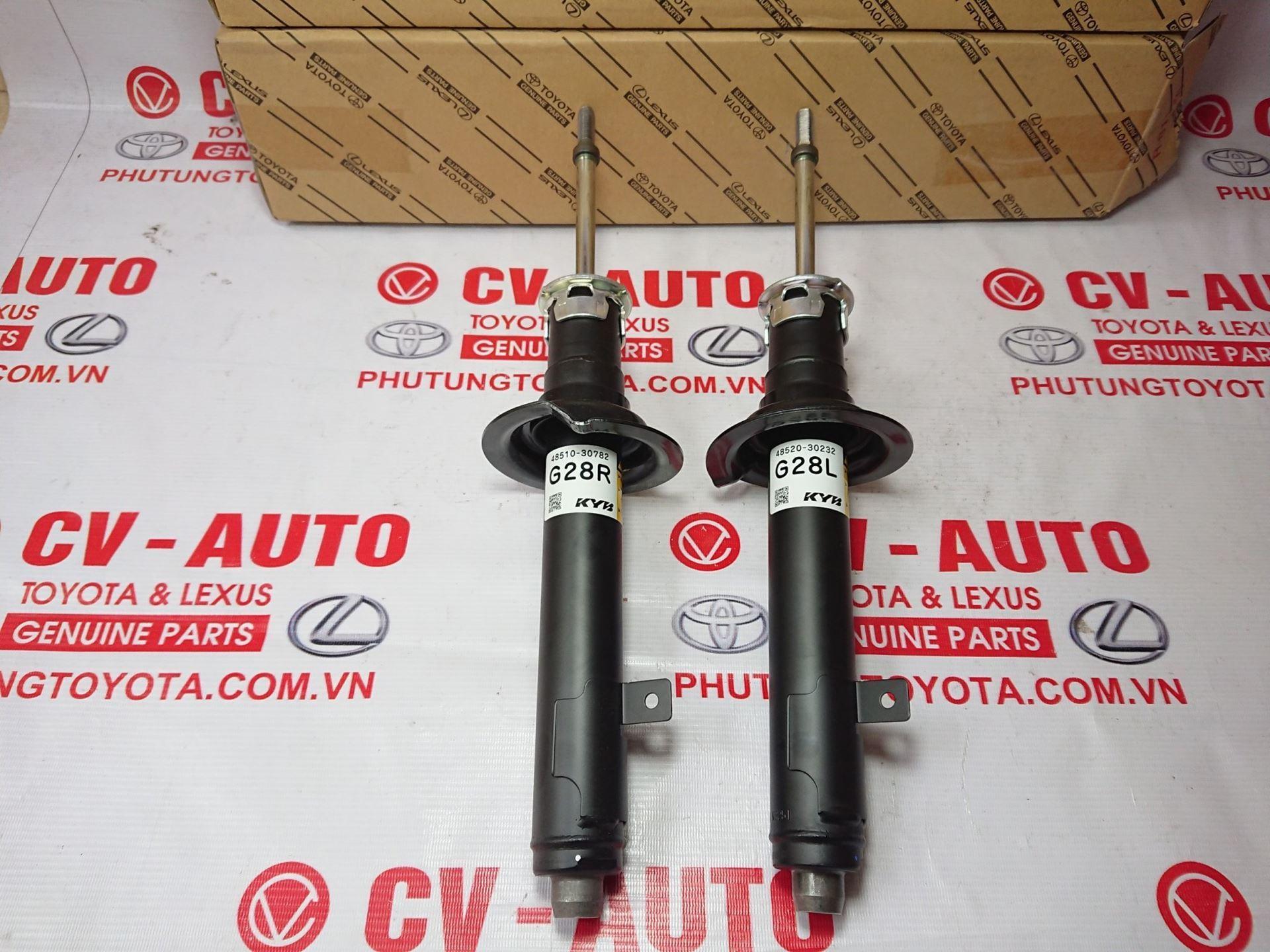Picture of 48510-80437 48520-80184 Giảm xóc Lexus GS350 chính hãng