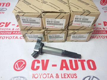 Hình ảnh của9091902255 Mobin, Mô bin đánh lửa Toyota Venza Sienna Avalon Camry RAV4 Highlander Lexus ES350 RX350 RX450 máy 2GR chính hãng