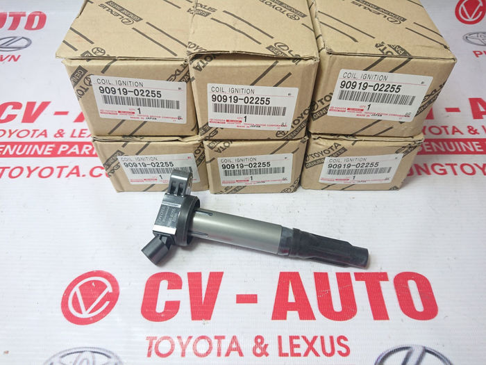 Picture of 9091902255 Mobin, Mô bin đánh lửa Toyota Venza Sienna Avalon Camry RAV4 Highlander Lexus ES350 RX350 RX450 máy 2GR chính hãng