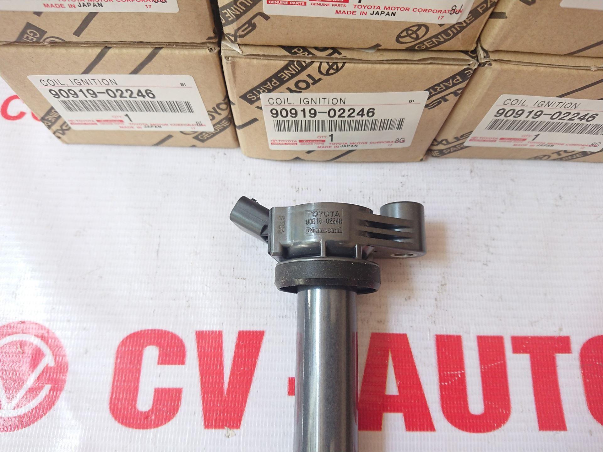 Picture of 90919-02246 Mobin cao áp Lexus RX330/350 3.3 3MZ chính hãng