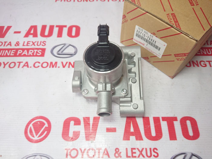 Picture of 25710-75025 25710-75022 Van EGR Toyota Land Cruiser Prado