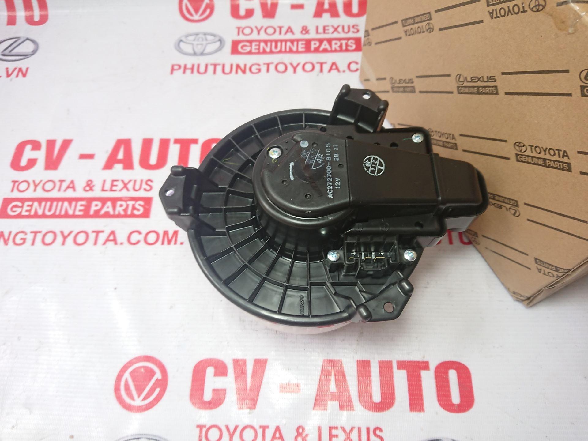 Picture of 87103-0R020 87103-42101 87103-42100 Quạt điều hòa Toyota RAV4 giá tốt