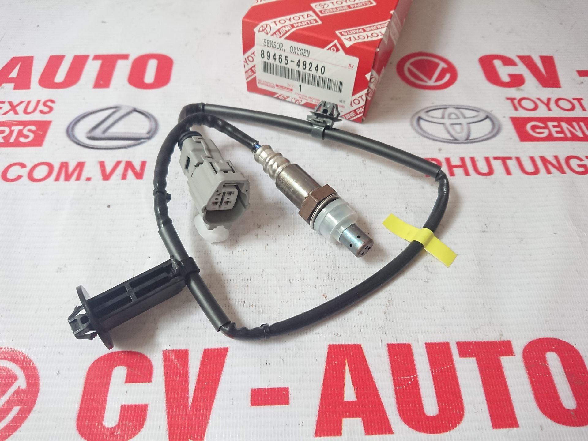 Picture of 89465-48240 Cảm biến ô xy khí xả Lexus RX350/450H chính hãng