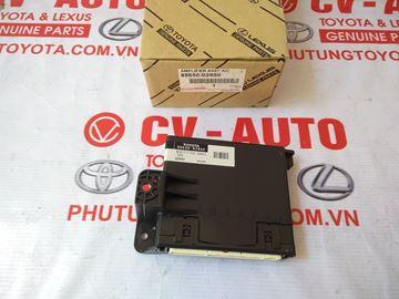 Hình ảnh của88650-02850 Hộp điều khiển điều hòa Toyota Corolla Altis chính hãng