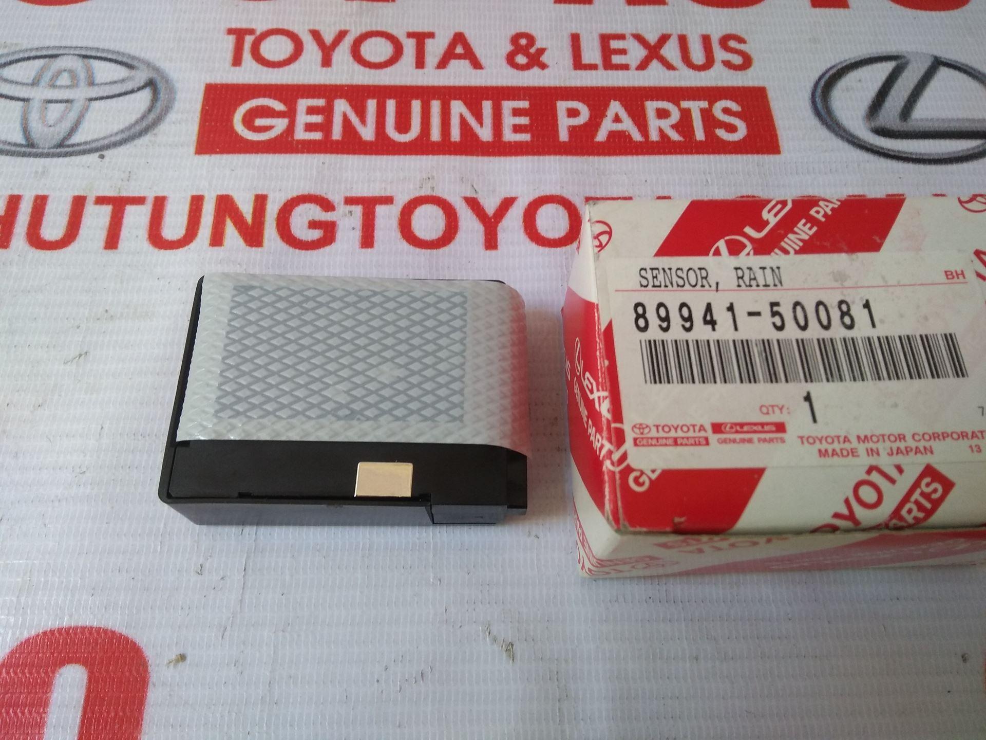 Picture of 89941-50081 Cảm biến báo gạt mưa Toyota Lexus chính hãng