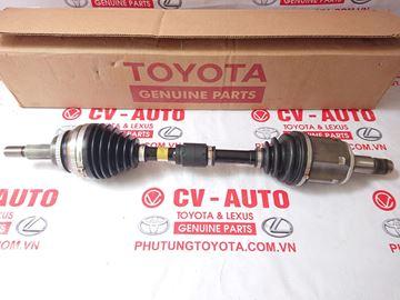 Hình ảnh của43420-08020 Cây láp trái Toyota Sienna hàng chính hãng, giá tốt