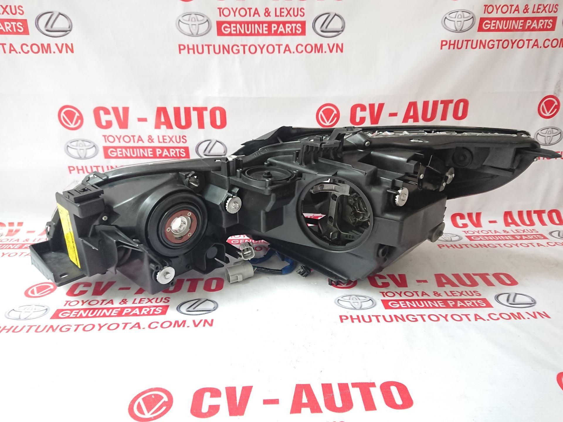 Picture of 81185-30C02 81145-30B91Đèn pha Lexus GS300 GS350 chính hãng